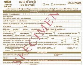 La CPAM Gironde place les arrêts maladie sous surveillance