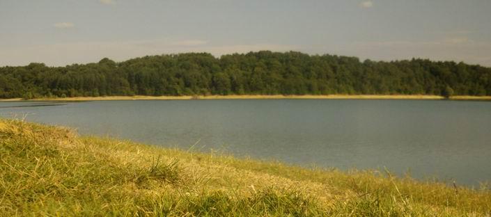 Le lac de la Gimone (ph. site gimone.fr)