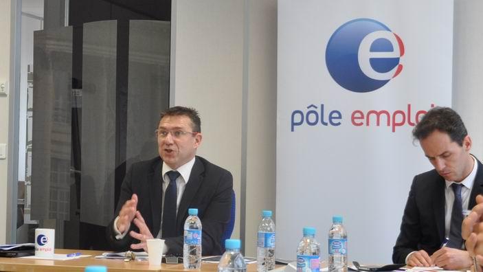 Frédéric Toubeau présente le nouveau parcours du demandeur d'emploi (PH DR)