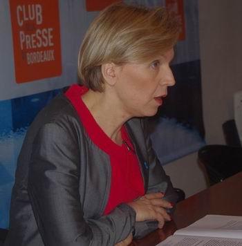 Virginie Calmels (Ph Paysud)