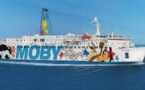 Moby relance la liaison Nice-Bastia