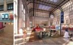"""La SNCF dévoile son hall """"plus"""" de la gare Bordeaux Saint-Jean"""