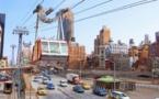Le téléphérique urbain à Toulouse en 2020