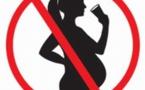 Le grossissement du logo femme enceinte contesté par la viticulture