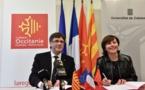 """Rencontre """"au sommet"""" entre l'Occitanie et la Catalogne"""