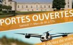 Une journée des drones à AEROCAMPUS Aquitaine