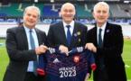 Rugby: la SNCF et Deloitte en soutien de la candidature à la Coupe du monde