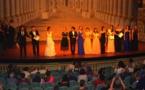 Concours de chant Robert Massard: après la Corée du Sud, le Japon