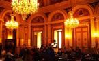 Opéra de Bordeaux: sous les ors du Grand Foyer