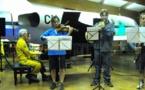 La musique de Prokofiev s'envole à Aérocampus-Aquitaine