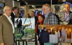 Hommage à Auguste Rodin à Bergerac avec Daniel Hourdé