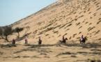 """Le raid équestre des """"Gallops"""" au  Maroc en 2018"""