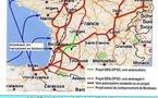 CIRCULATION:Le bouchon de Bordeaux pourrait se déplacer entre Langon  et Périgueux