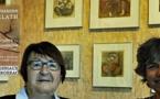 Suzanne Elath expose à Bergerac