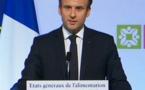 Emmanuel Macron enterre l'agriculture intensive
