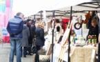 Un deuxième marché de Noël bio à Nérigean (33)