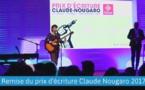 Occitanie:lancement du  Prix d'écriture Claude Nougaro 2018