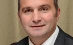 Christophe Barrailh à la  tête d'Euro Foie Gras