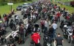 80km/heure:la FFMC appelle à amplifier la mobilisation