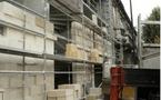 La construction pierre de retour à Bordeaux