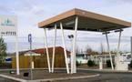 Un réseau de stations  Gaz Naturel Véhicule à Bordeaux