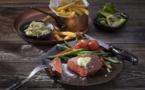 """Le Hollandais Vivera et Tesco lancent le """"steak végétal"""" à grande échelle"""