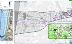 Electricité:le tracé du projet d'interconnexion Cubnezais-Espagne validé