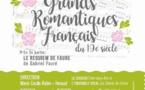"""Concert """"les grands romantiques du 19e siècle"""" à Latresne (33)"""