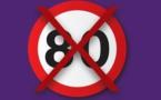 Ultime mobilisation contre le 80km/h :de la manif au bulletin de vote
