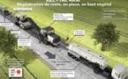 La Gironde teste un procédé écologique de réfection des chaussées