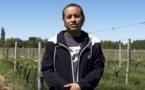 Un auteur chilien de BD invente la peinture au vin