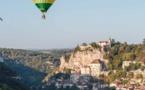 """Rocamadour """"joyau des Grands sites Occitanie/Sud de France"""""""