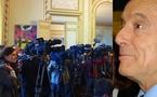 Juppé ministre de la Défense face à la force de frappe médiatique