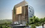 La Maison  des énergies renouvelables de San Sebastian