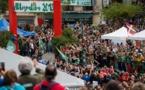Tour Alternatiba: arrivée en force à Bayonne