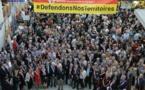 Métropolisation et territoires:les départements entrent en résistance