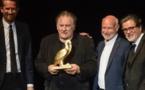 Gérard Depardieu honoré à La Baule