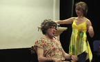 Panique au Salon: la première pièce de l'assureur qui rêvait de théâtre