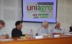 Marcel Mazoyer devant les agronomes aquitains:retrouver des politiques agricoles