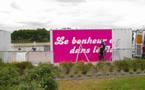 Bordeaux vénère le fleuve Garonne