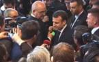Salon International de l'agriculture: Macron face à la campagne