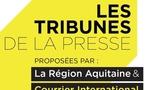 Naissance des Tribunes de la presse en Aquitaine