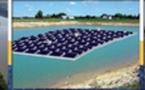 Bientôt des centrales photovoltaïques sur des plans d'eau