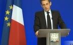 Nicolas Sarkozy sur la piste de la fraude sociale à Bordeaux