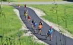 Le ski-roues arrive aux Contamines-Montjoie