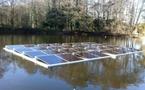 Le  photovoltaïque aquatique d'OseSol