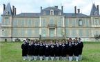 Les Petits Chanteurs à la Croix de Bois font étape à Bordeaux