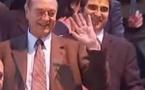 Jacques Chirac s'en est allé