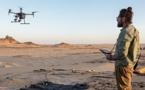 Innovation:le drone détecteur de mines testé au Tchad