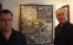 Vergne père et fils Galerie Florian Arar à Bordeaux